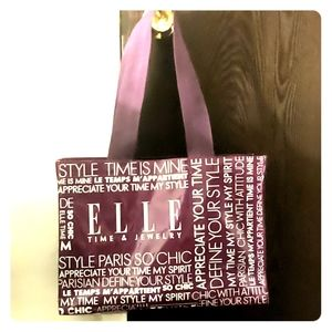 ELLE Handbag🆓Gift/trinket w/Purchase of Handbag